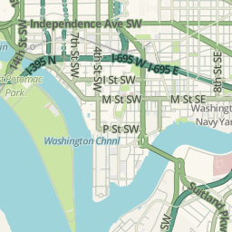 Traffic Map 95.Washington Dc Traffic Traffic Reports Road Conditions And Maps