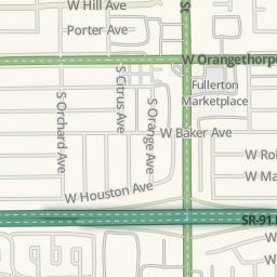 Crash on 91 Freeway Blocks All Westbound Lanes in Anaheim - NBC