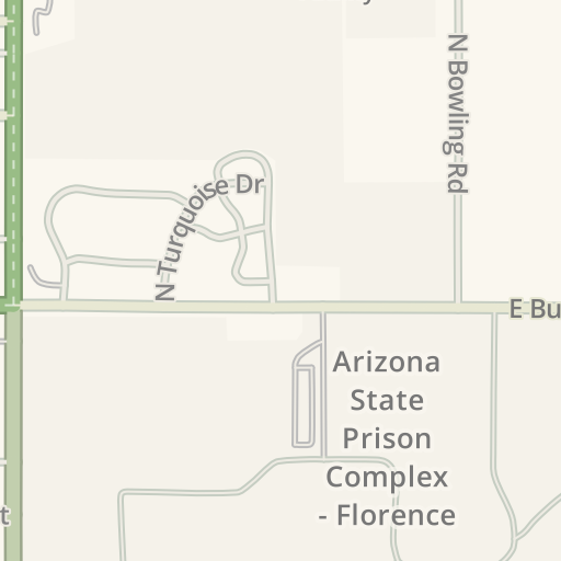 Map Of Arizona Prisons.Free Driving Directions Traffic Reports Gps Navigation App By Waze