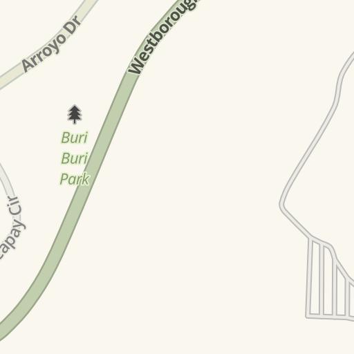 Waze Livemap - Driving Directions to Kaiser Permanente South San ...
