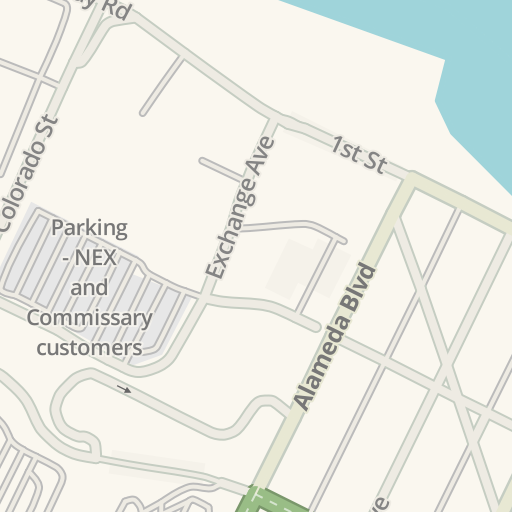 Waze Livemap - Driving Directions to Branch Health Clinic - NAS ...