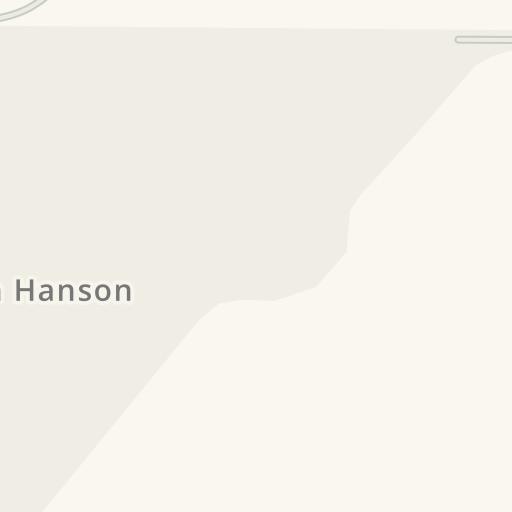 Waze Livemap - Driving Directions to Lehigh Hanson, San