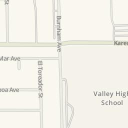 Waze Livemap   Driving Directions To AutoNation Honda East Las Vegas, Las  Vegas, United States