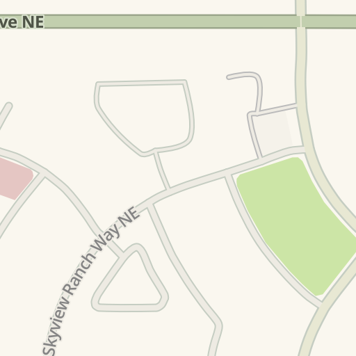 Calgary Subway Map.Waze Livemap Driving Directions To Subway Calgary Canada