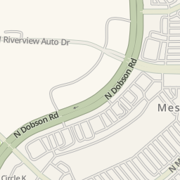 Waze Livemap   Driving Directions To Larry H. Miller Nissan Mesa, Mesa,  United States