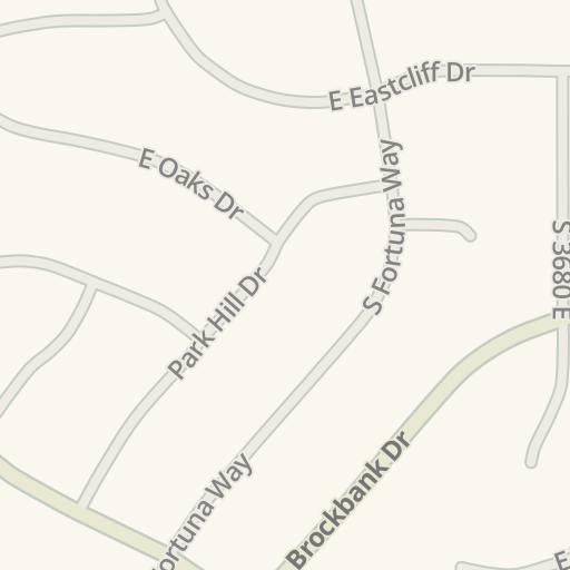 Waze Livemap - Driving Directions to Oakridge Elementary