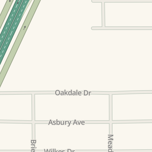 Waze Livemap - Driving Directions to Mint dentistry, Fort