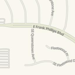 Waze Livemap   Cómo Llegar A Bob Loftis Furniture, Bartlesville, United  States