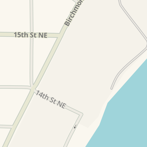 Waze Livemap Driving Directions To Bemidji State University