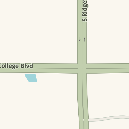 Waze Livemap Driving Directions To The Yellow Barn Olathe United