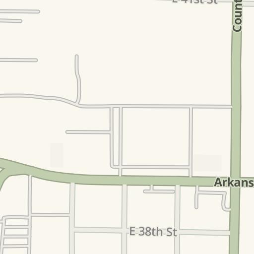 Waze Livemap - Driving Directions to Motel 6 - Texarkana AR ...