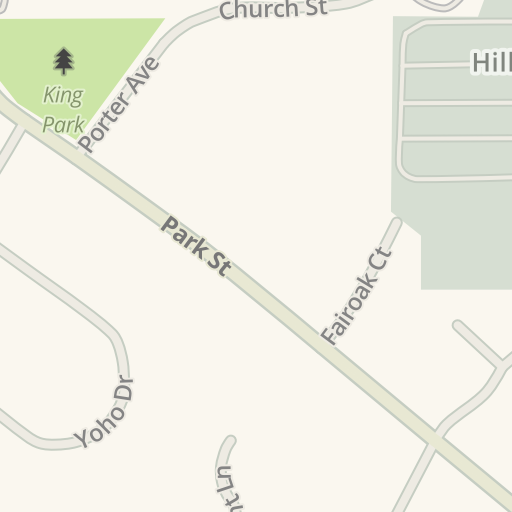 Waze Livemap Driving Directions To Eagle Brook Church Anoka Cus United States