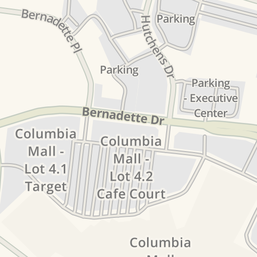 Waze Livemap - Driving Directions to US Post Office - Columbia Mall ...