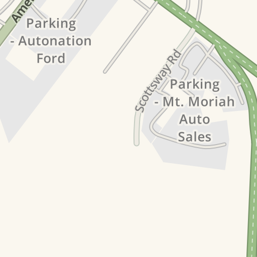 Mt Moriah Auto Sales >> Waze Livemap Driving Directions To Mt Moriah Auto Sales Memphis