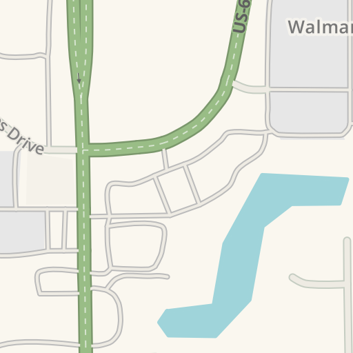 Waze Livemap Driving Directions To Brothers Country Supply Morris