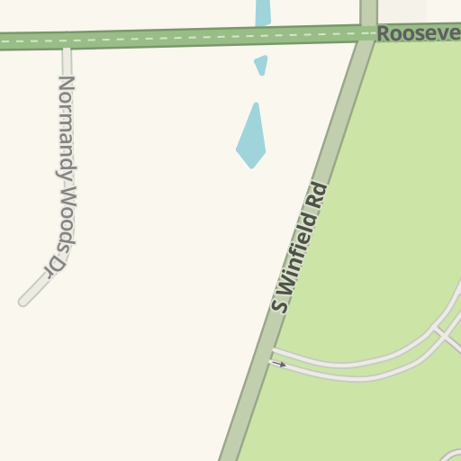 Waze Livemap - Driving Directions to Cantigny Park and Museum ... on