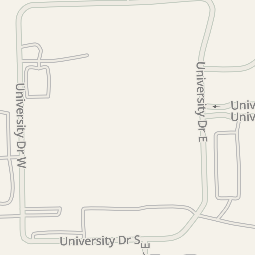 Waze Livemap - Driving Directions to Student Union - Lewis ...
