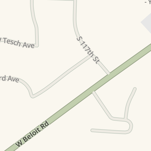 Waze Livemap - Driving Directions to Southwest YMCA of