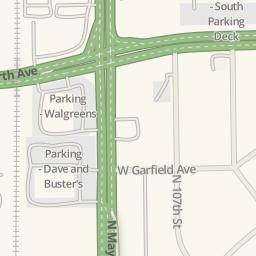 Waze Livemap   Driving Directions To Russ Darrow Kia, Wauwatosa, United  States