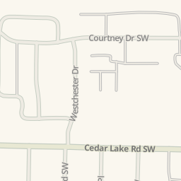 Waze Livemap   Driving Directions To Serra Toyota Of Decatur, Decatur,  United States