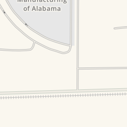 Waze Livemap   Driving Directions To Parking   Honda Manufacturing Of  Alabama, Lincoln, United States