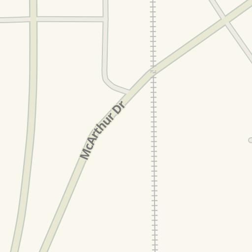 Waze Livemap Driving Directions To Millennium Home Design Fort