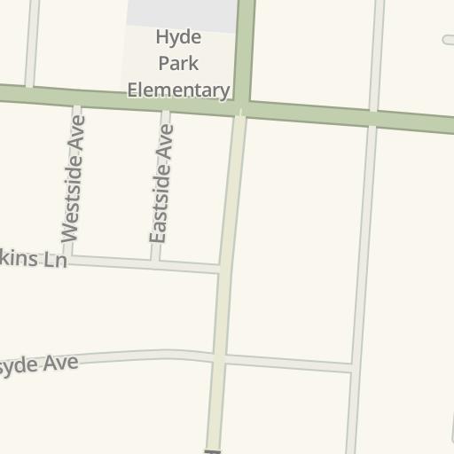 c80bcfc2fc Waze Livemap - Cómo llegar a Corporate Got Em, Cincinnati, United States