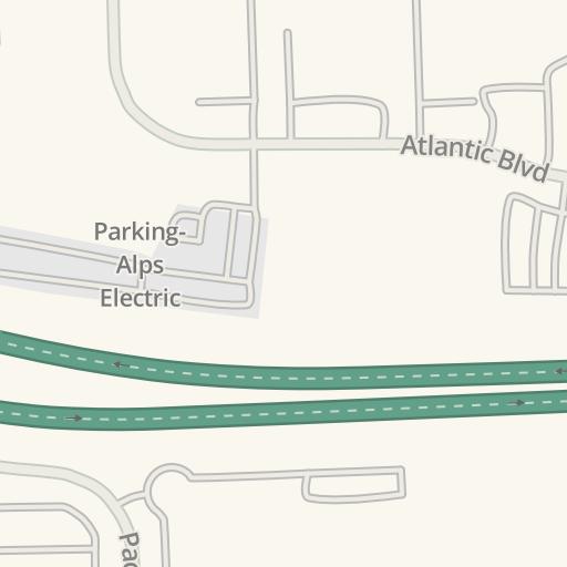 Waze Livemap - Driving Directions to TUV SUD America, Auburn
