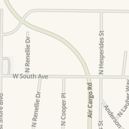 Waze Livemap - Cómo llegar a Va Cuba, Tampa, United States