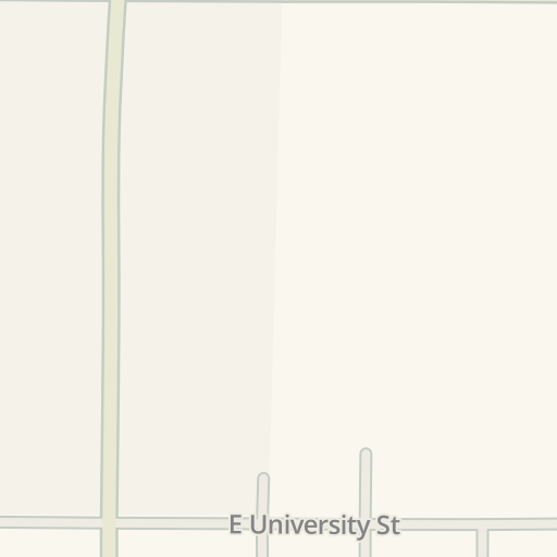 Waze Livemap Driving Directions To Campus Quick Mart Wooster