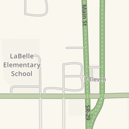 Waze Livemap Driving Directions To Labelle Dodge Chrysler Jeep