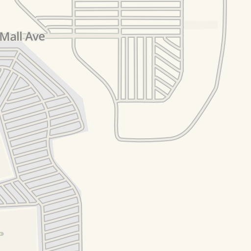 Waze Livemap Driving Directions To The Florida Mall Orlando
