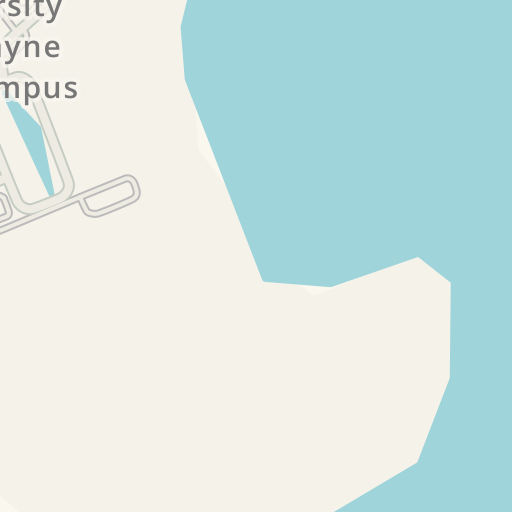Biscayne Bay Campus Map.Waze Livemap Driving Directions To Florida International