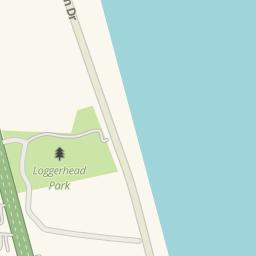 Waze Livemap - Driving Directions to TBC Corporation, Juno Beach
