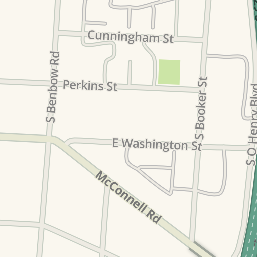 Waze Livemap - Driving Directions to Holland Hall - NC A&T ...