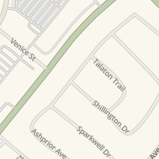 Waze Livemap - Driving Directions to Greenhawk, Mississauga