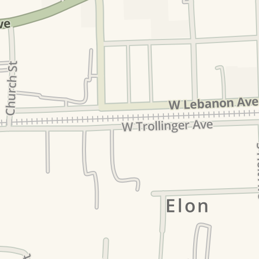 Waze Livemap - Driving Directions to Schar Center at Elon University ...