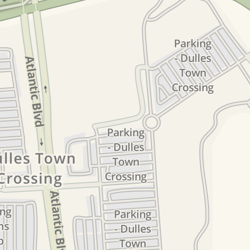 Waze Livemap - Driving Directions to Capital One Bank - Dulles Town on