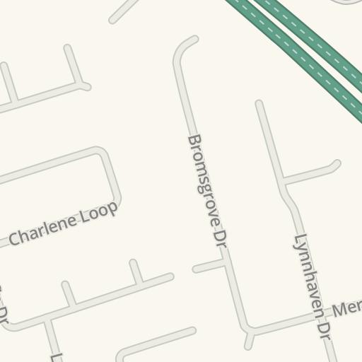 Waze Livemap Driving Directions To Tncc Hampton Campus Hampton