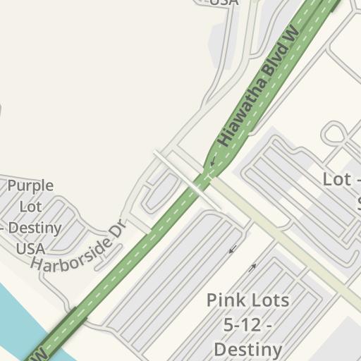 Destiny Usa Map Of Stores.Waze Livemap Driving Directions To Destiny Usa Mall Syracuse