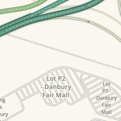 Danbury Fair Mall Map on