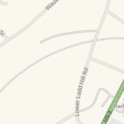 Waze Livemap - Driving Directions to Sundance Spas, Meredith, United on