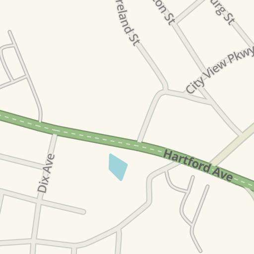 Driving Directions to Home, Johnston, United States | Waze