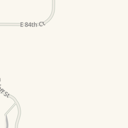 Waze Livemap Driving Directions To The Home Depot Anchorage