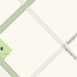 Driving Directions To Central Nursery School Naglee Ave San Jose
