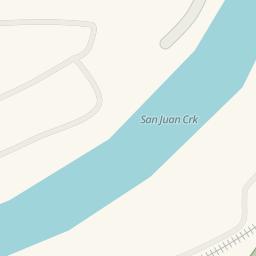 Driving Directions To California Patio. Calle Perfecto, San Juan Capistrano  ...