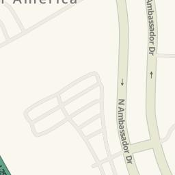 Driving directions to The Urgency Room Kansas City-Ambassador ...