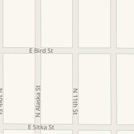 Driving Directions To Tgt Poker 8300 N Nebraska Ave Tampa Waze