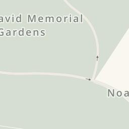 Driving Directions To King David Memorial Gardens