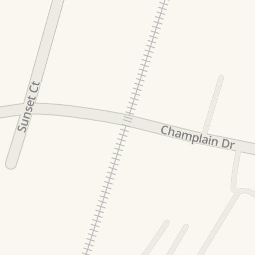 Indicacions De Conducció Cap A Charging Station Automaster Bmw Shelburne Road 3328 Shelburne Waze
